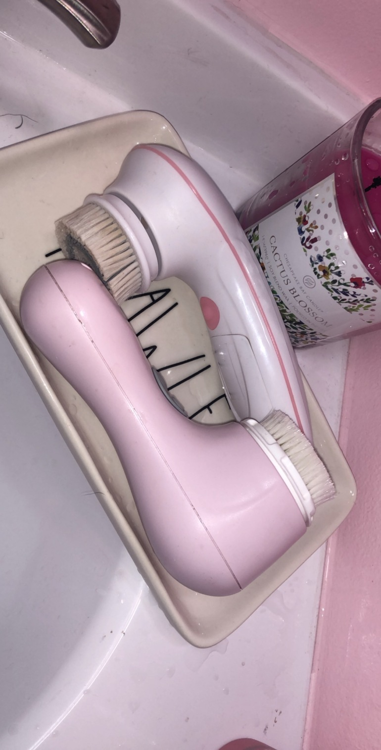 The Clarisonic Vs The Vanity Planet Spin Brush Fashion